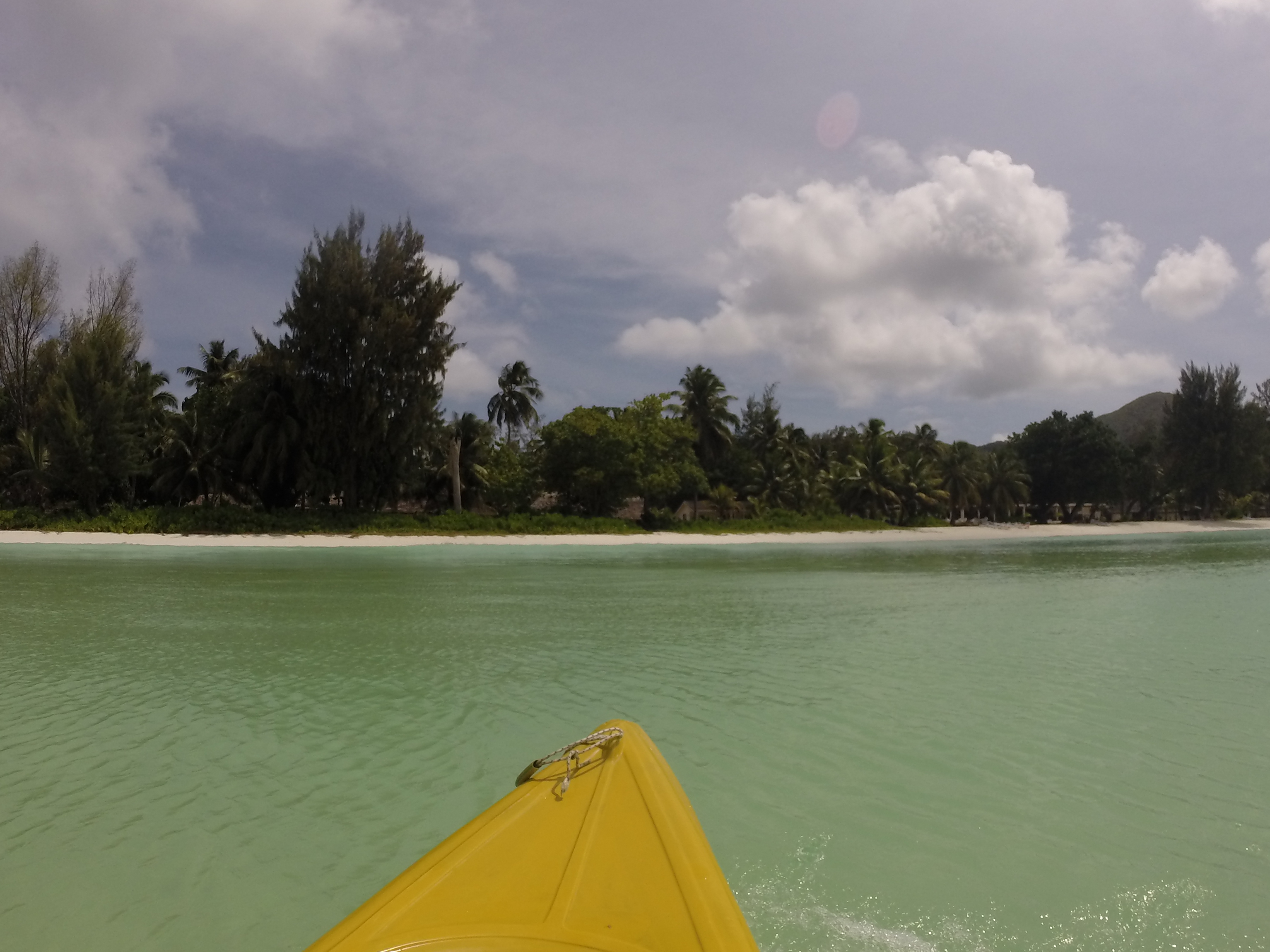 Strand i sikte