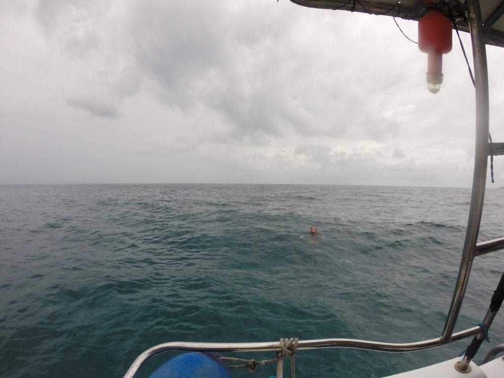 Kurerer sjøsyken